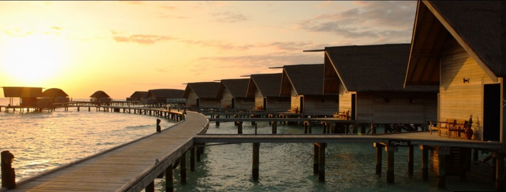 COMO Shambhala Retreat-their 33 overwater suites and villas
