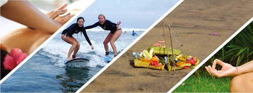 various event on mind body soul-surf bali
