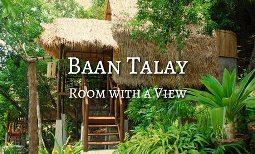 Baan Talay room with a view