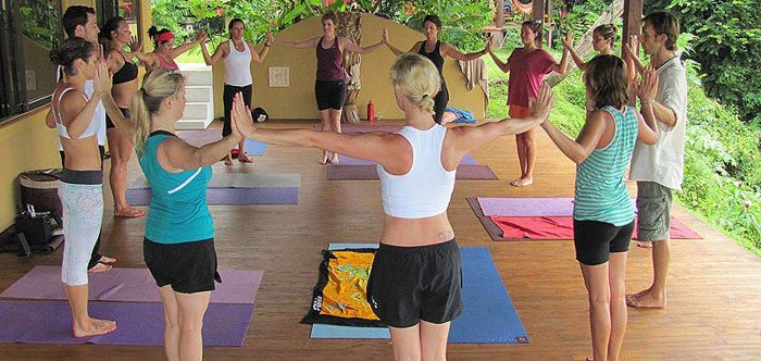 A Few Costa Rica Yoga Retreat Centers