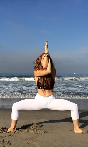 woman-practicing-yoga